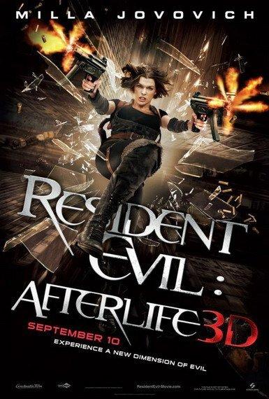 'Resident Evil: Ultratumba', cartel y nuevo tráiler