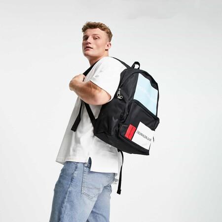 Éstas mochilas de ASOS son perfectas para la vuelta al cole (o para cargar lo que quieras a donde quieras)