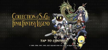 Tres clásicos de Game Boy en una sola app: los primeros 'Final Fantasy Legends' de la serie SaGa llegan a los móviles