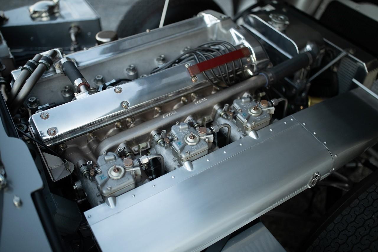 """Foto de Jaguar E-Type Low Drag Coupé """"OWL226"""" (9/21)"""