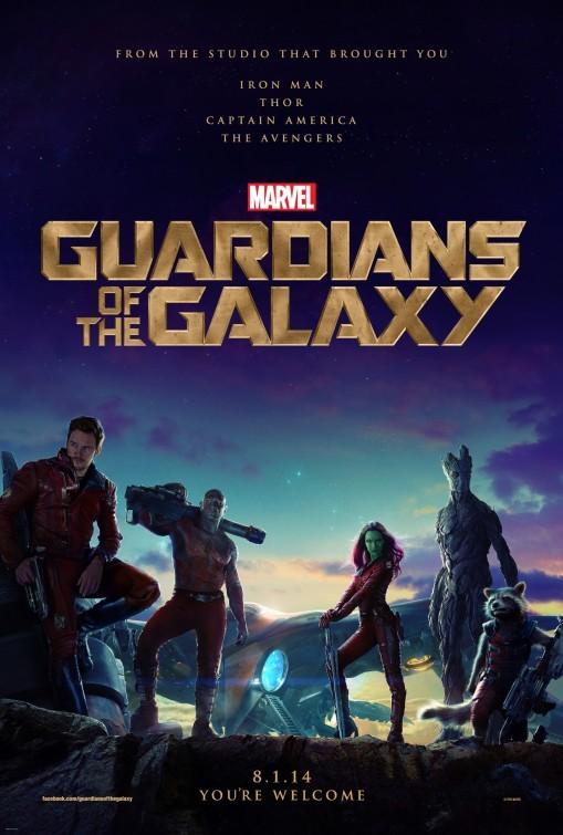 Foto de Carteles de 'Guardianes de la Galaxia' (1/19)