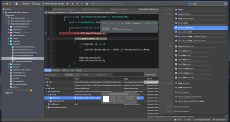 Visual Studio 2019 Mac Dark Mode