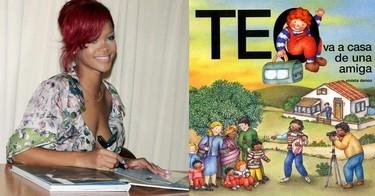 Rihanna, la erudita