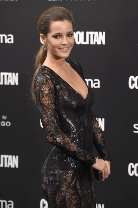 Las mejor vestidas de los Premios Cosmopolitan 2014
