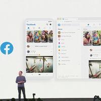 La más grande renovación de Facebook en diseño en cinco años: la red social se pasa al lado brillante