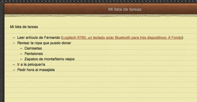 tareas notas apple mac os x mountain lion