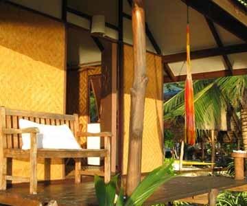 Pensiones y hoteles familiares en la Polinesia
