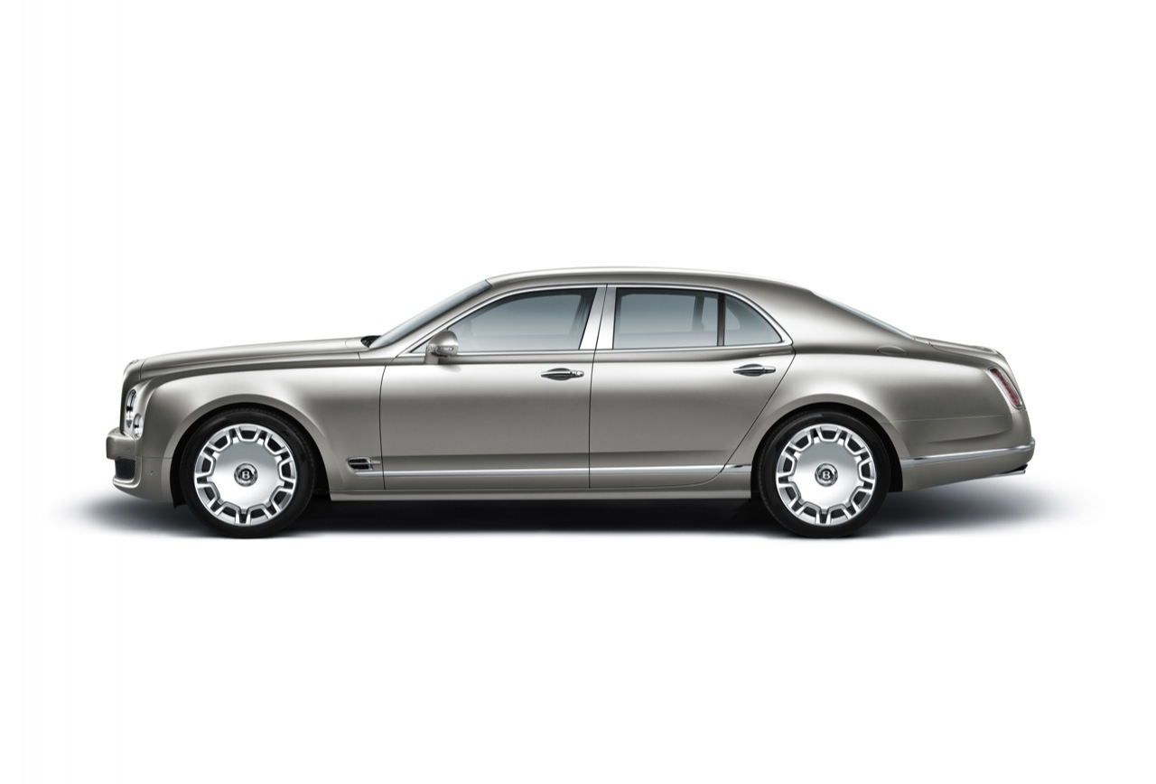 Foto de Bentley Mulsanne (7/29)