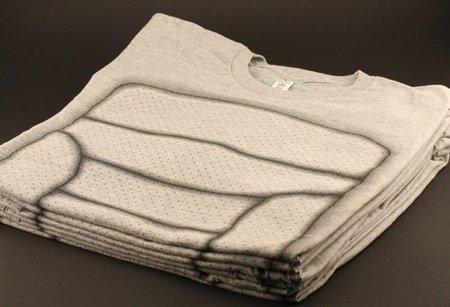 Camisetas cómo fundas de sofá
