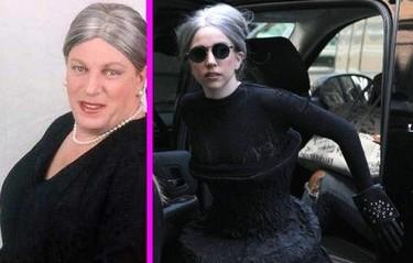 Lady GaGa no existe, es Omaíta
