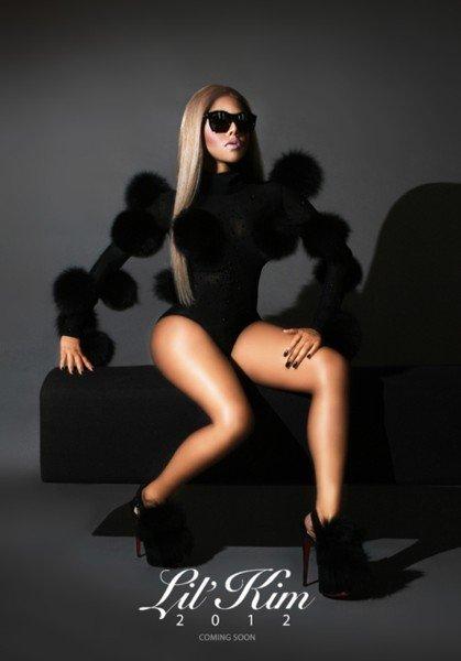 Lil' Kim promete darnos guerra de la buena el próximo año, ¡Tiembla Nicki Minaj!