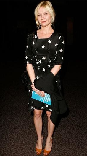 """El look de Kirsten Dunst en la premiere de los Glamour """"Reel Moments"""""""