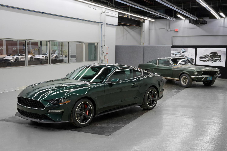 Foto de Ford Mustang Bullit 2018 (12/29)