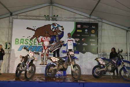 Podium Bassella Race 1 2011