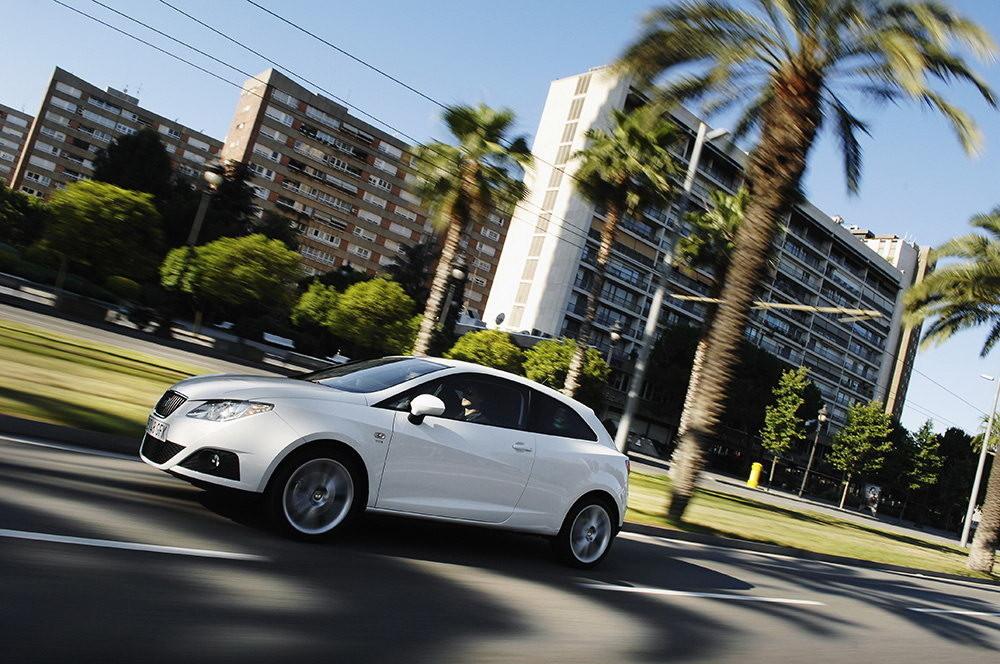 Foto de Seat Ibiza SportCoupe (4/100)