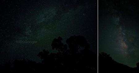 Pixel 4 Prueba Camara Astrofotografia