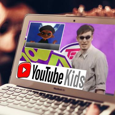 Una madre descubre consejos para niños sobre suicidio en vídeos de Youtube Kids