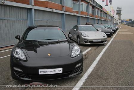 Porsche Panamera Diesel Challenge en el Circuito del Jarama, así lo vivimos