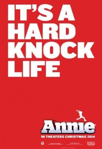 'Annie', tráiler y cartel del musical con Quvenzhané Wallis, Jamie Foxx y Cameron Diaz