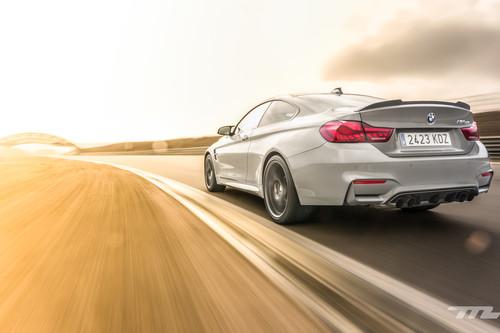 Probamos el BMW M4 CS: 460 CV de equilibrio y adrenalina