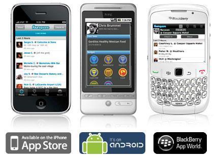 Foursquare, ¿útil para la gastronomía?