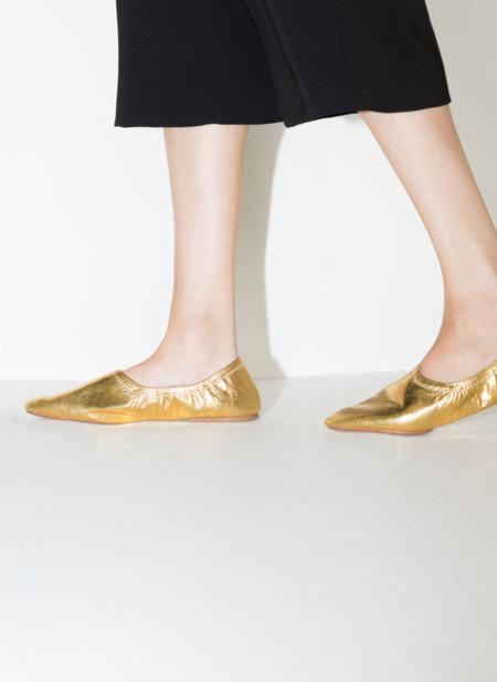 Clon Moda Zapatos Celine Babuchas Uterque 2