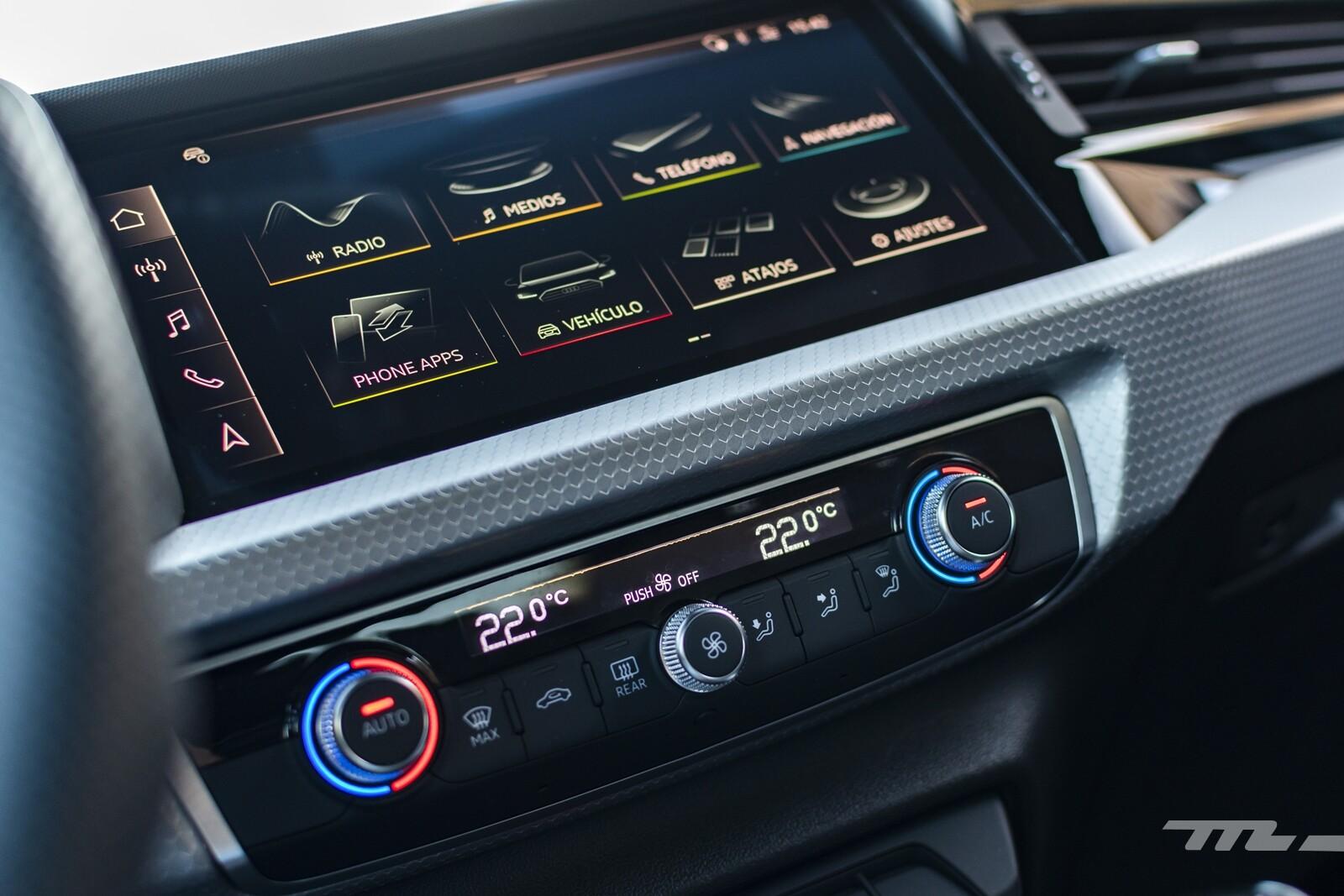 Foto de Audi A1 Citycarver 2020 prueba (9/39)