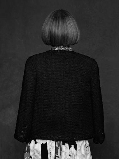 Little Black Jacket de Chanel. El mundo de la moda en 20 fotografías