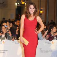 Andrea Duro Festival de Cine de Malaga 2014