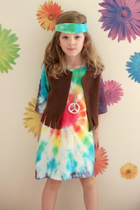 Disfraces Facil Barato Ninos Hippie
