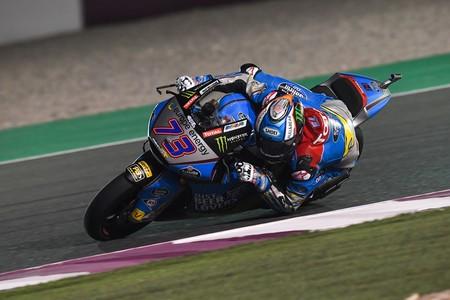 Álex Márquez no perdona y avisa a sus rivales llevándose la pole de Moto2 en Catar