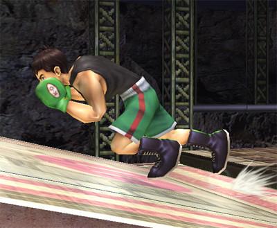 Little Mac en Smash Bros Brawl - 03