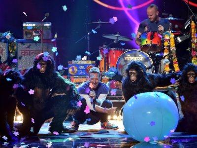 De los monitos a los pajaritos en el primer vídeo de Coldplay para 2016