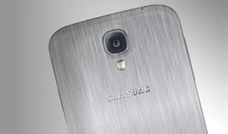 Rumor: El Galaxy S5 llegará con cubierta metálica