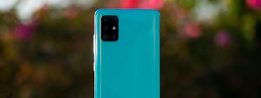 Samsung Galaxy™ A51, análisis: alguna evolución tan correcta como justa para aspirar a superventas en 2020