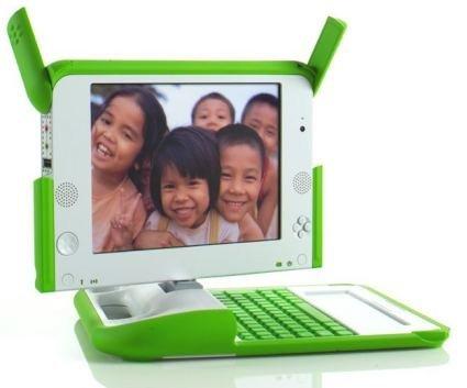 CM1 oThe Children's Machine, nombre del portátil de 100 dólares