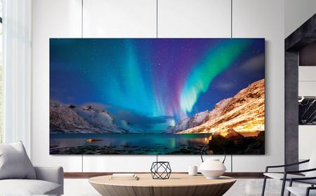 Samsung dejará de fabricar paneles LCD en 2020: su apuesta para competir con OLED será QD-OLED
