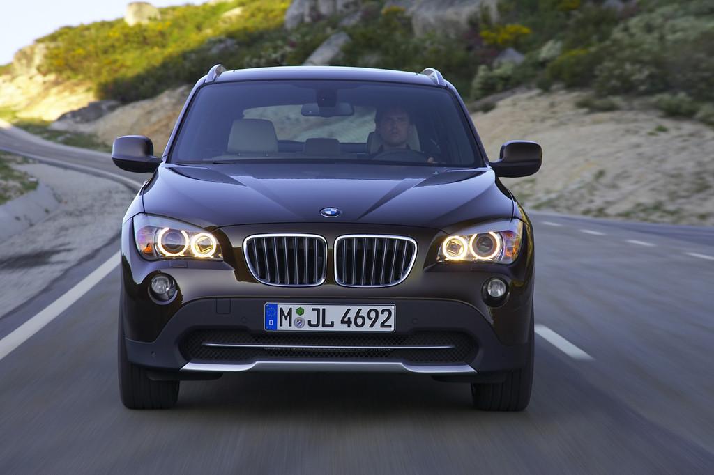 Foto de BMW X1 (73/120)