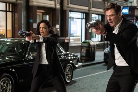 'Men in Black': primer vistazo oficial y título definitivo del spin-off