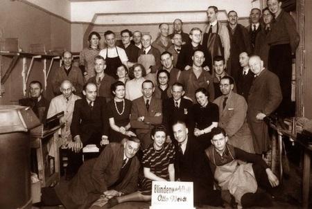 Berlín: el Museo-taller para ciegos de Otto Weidt