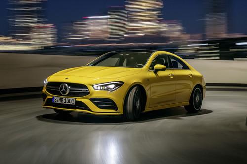 El Mercedes-AMG CLA 35 4Matic ya está aquí: 2.0 litros turbo de 306 CV, cambio automático, tracción total...