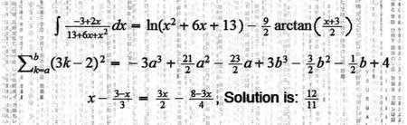 Programación imperativa vs declarativa II (Cálculo simbólico)