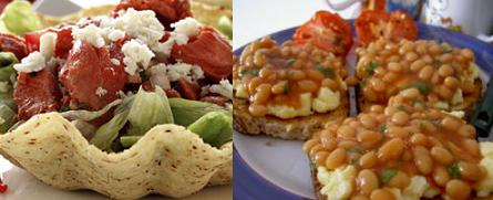 Combinaciones inusuales de la alimentación, ¿cuál es tu preferida?