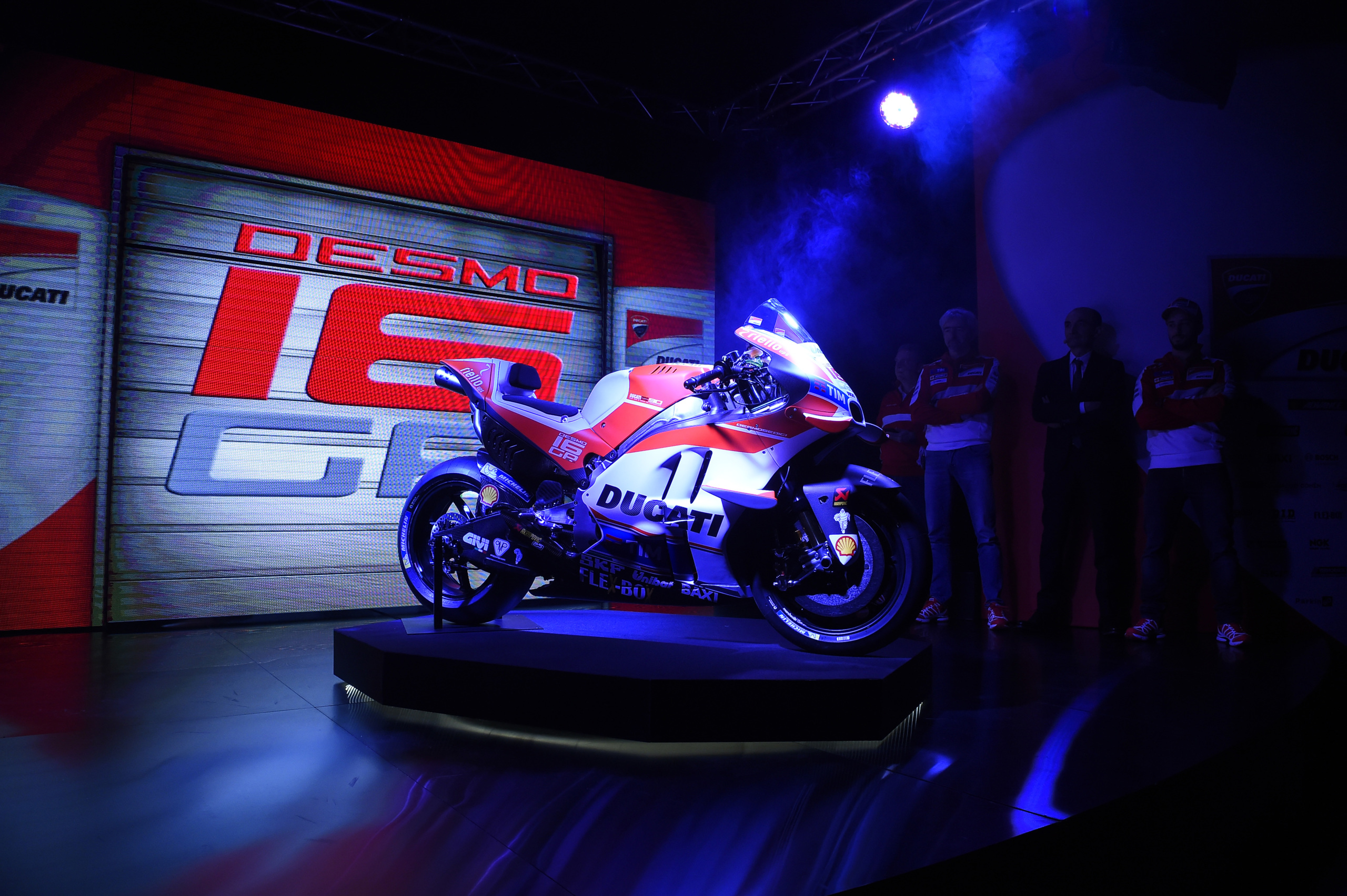 Foto de Ducati MotoGP (9/21)