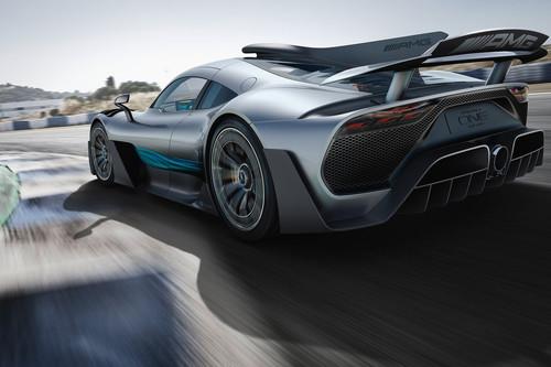 Los 23 mejores coches de 2017: del SEAT Arona al Mercedes-AMG Project One