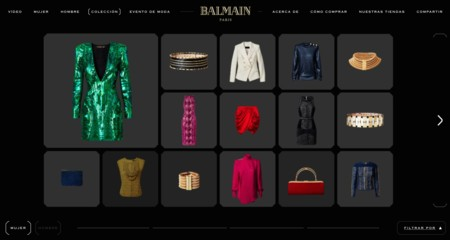 Balmain Hm Web