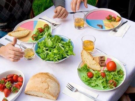 platos dieta ambiente