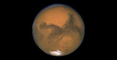 Vida en Marte: posible evidencia