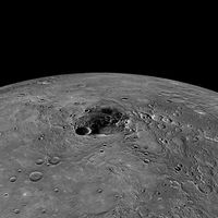 Mercurio, que tiene algunas de las temperaturas más altas del Sistema Solar, también produce hielo