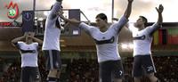 Celebraciones interactivas en el nuevo 'FIFA EUROCOPA 08'